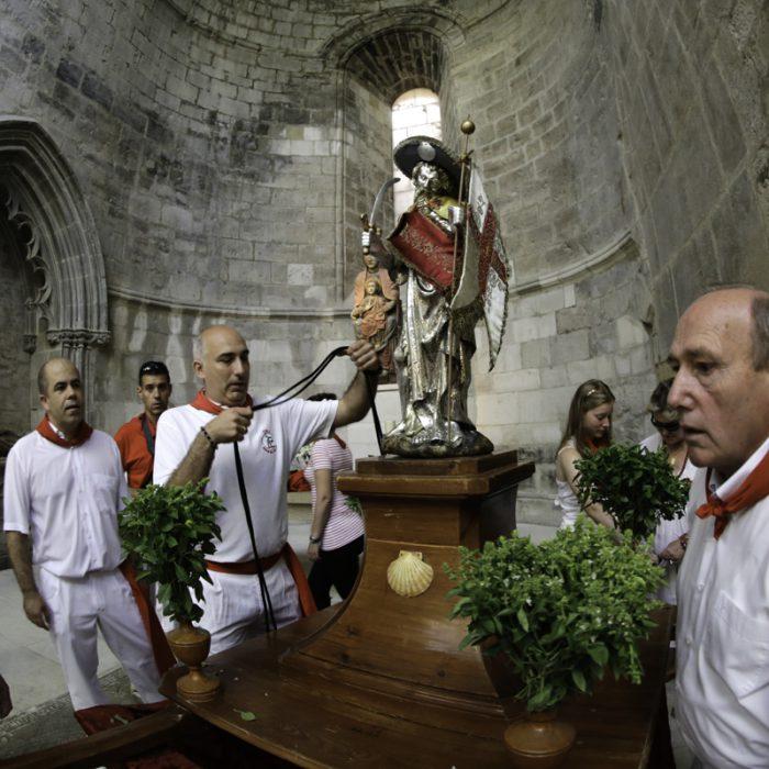 Procesión de Santiago Apóstol