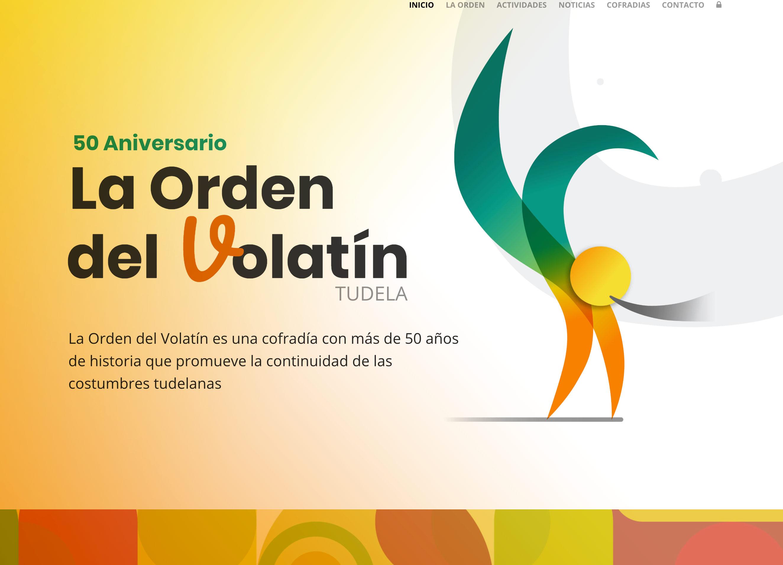 Se estrena nueva página web del Volatín