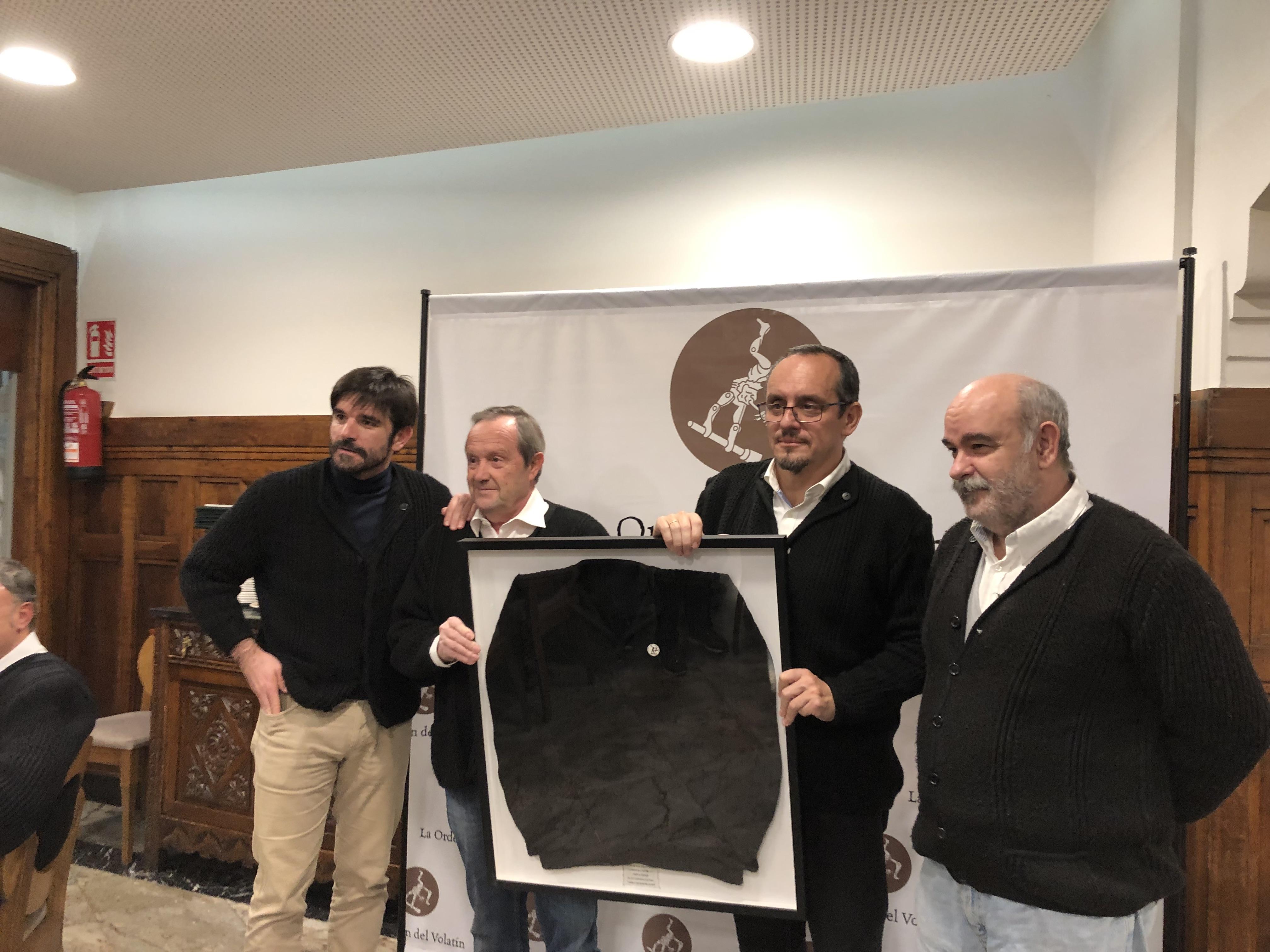 La UNED homenajeada en la Cena de la Elástica Tudelana