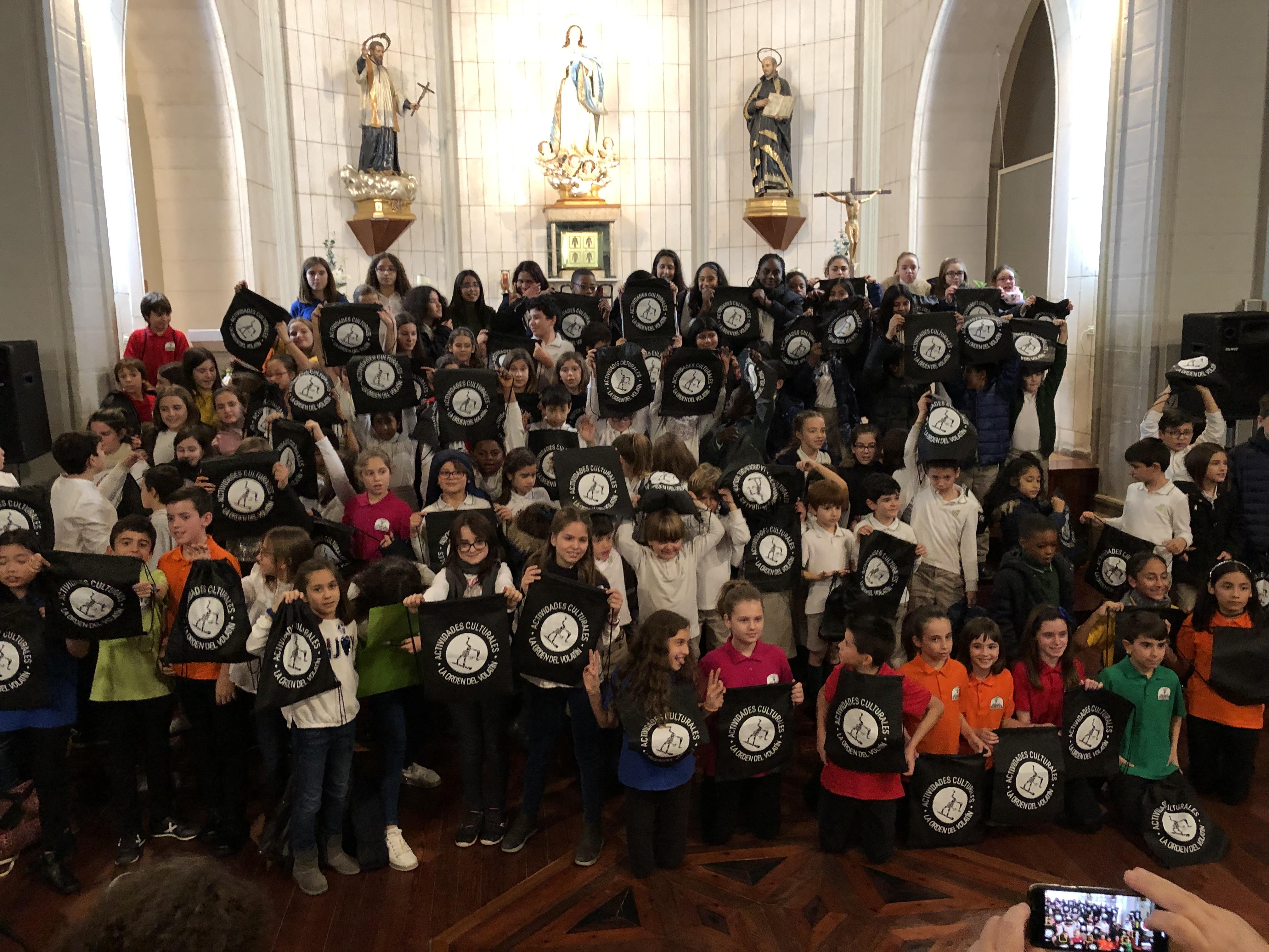 Comienzan las Navidades con el Festival de Villancicos de los Colegios de Tudela.