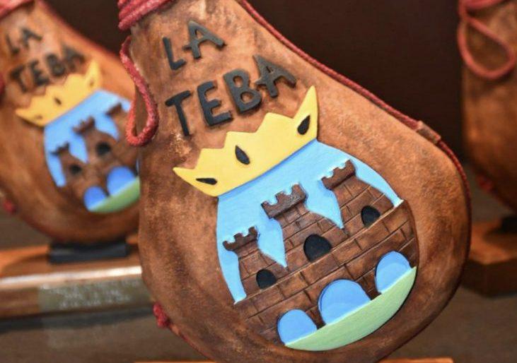 La Teba concede uno de sus Goyas a la Orden del Volatín